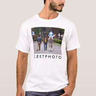 T-shirt Tapceptional - course de chevaux de fer