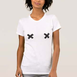 T-shirt Tape Cross