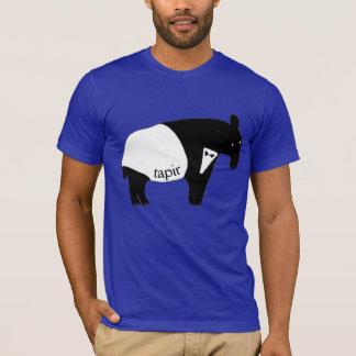 T-shirt Tapir de smoking