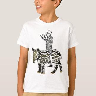 T-shirt Tapir d'em de tour