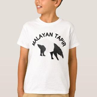 T-shirt Tapir malais