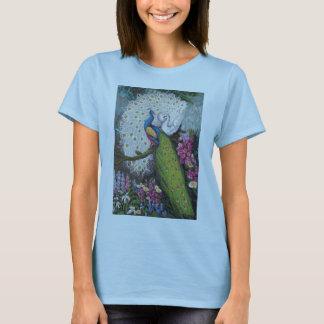 T-shirt Tapisserie 010110 009 de paon