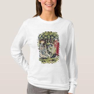 T-shirt Tapisserie d'Arras, offre du coeur