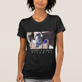 T-shirt Tapwrit et rêver toujours