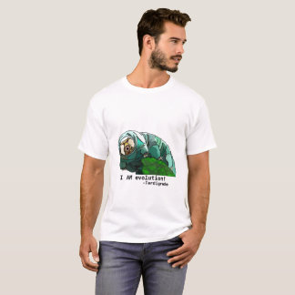 T-shirt Tardigrade (texte noir)