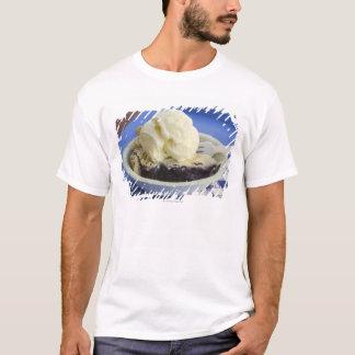 T-shirt Tarte de myrtille un mode de La