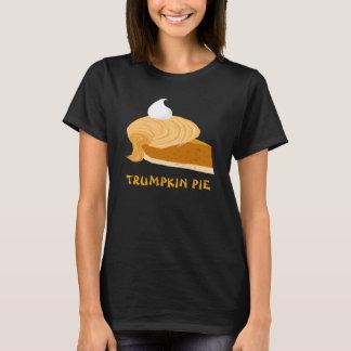 T-shirt Tarte drôle de Donald Trump Trumpkin