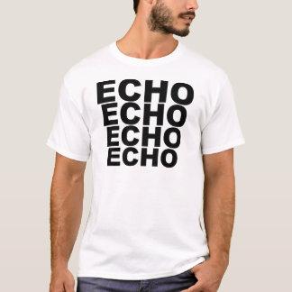 T-shirt Tasse de Mousepad de casquette de chemise d'ÉCHO