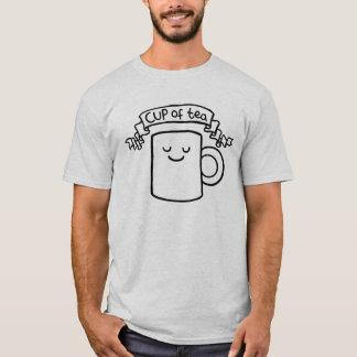 T-shirt Tasse de thé !