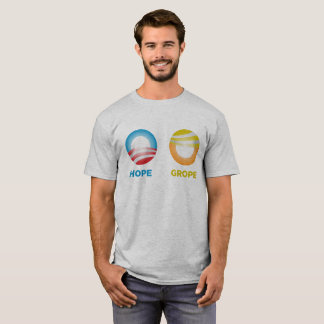 T-shirt Tâtonnement Nope