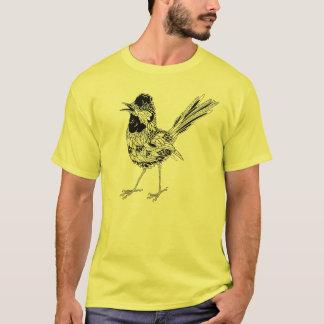 T-shirt Tatouage d'oiseau