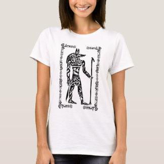 T-shirt Tatouage tribal Anubis