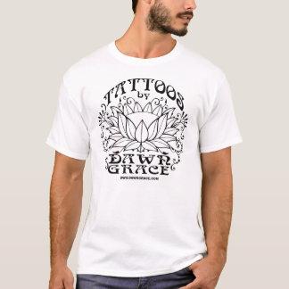T-shirt Tatouages par grâce d'aube