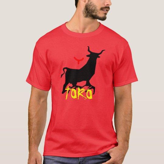 T-shirt taureau2
