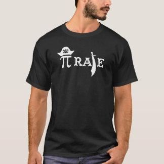T-shirt Taux drôle de pi