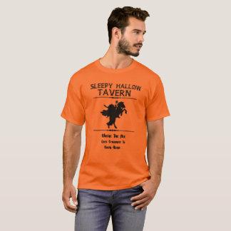 T-shirt Taverne creuse somnolente