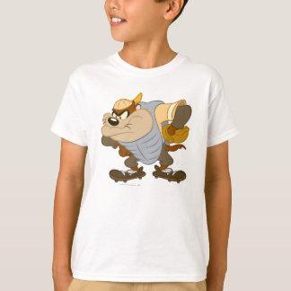 T-shirt TAZ™ au monticule 2 du receveur