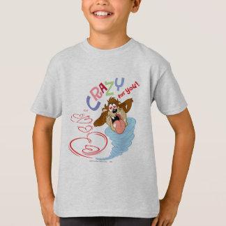 T-shirt TAZ™ fou pour vous !