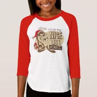 T-shirt TAZ™- je suis sur Nice la liste