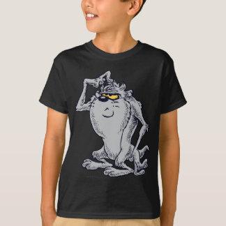 T-shirt TAZ™ pensant la conception artistique