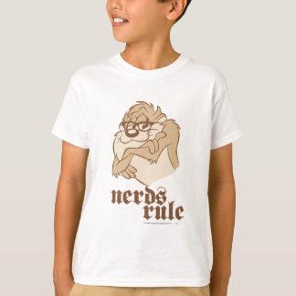 T-shirt TAZ™ - Règle de ballots