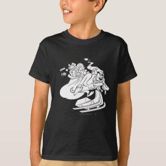 T-shirt TAZ™ sur le traîneau avec le sac des jouets