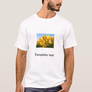 T-shirt te tempérez 1