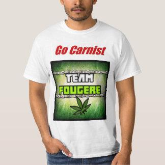 T-shirt Team Fougère