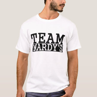 t-shirt team mardys