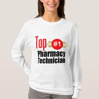 T-shirt Technicien supérieur de pharmacie