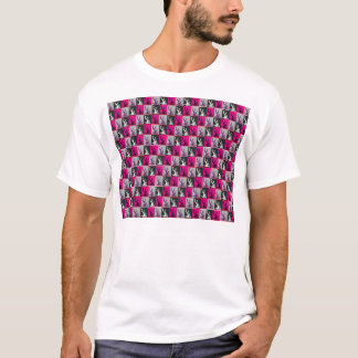 T-shirt techno trippy Viking