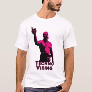 T-shirt Techno Viking