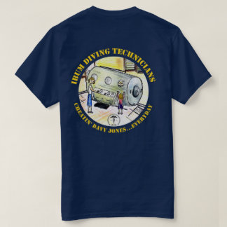 T-shirt Technologie Davy Jones d'IUBUM