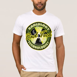 T-shirt Technologie de rad
