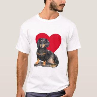 T-shirt Teckel !