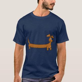 T-shirt Teckel de Doxie