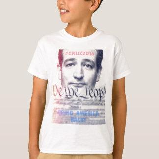 T-shirt Ted Cruz - nous les personnes