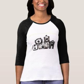 T-shirt Tee-Shirt Appareils Photos