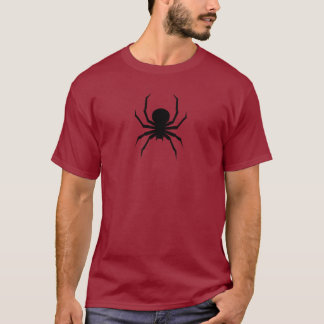 T-shirt tee-shirt arachnophobia