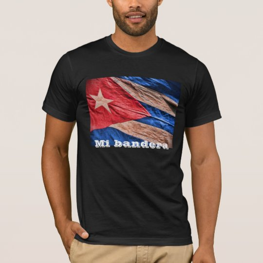 T-shirt Tee-shirt Cuba
