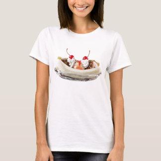 T-shirt Tee - shirt de banana split