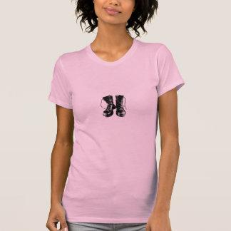 T-shirt Tee - shirt de botte de combat