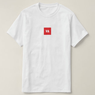 T-shirt Tee - shirt de boulon de VA