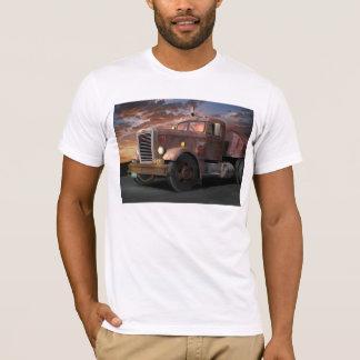 T-shirt Tee - shirt de camion de duel