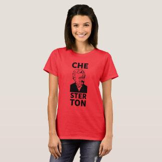 T-shirt Tee - shirt de Chesterton des femmes