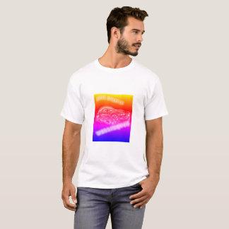 T-shirt Tee - shirt de COULEUR de TIGRE de CARLOS