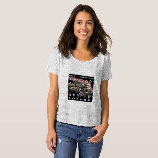T-shirt Tee - shirt de COULEUR de TIGRE de VOITURE