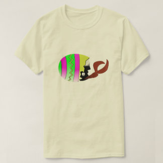 T-shirt Tee - shirt de la Louisiane Cajun d'oeuf de pâques