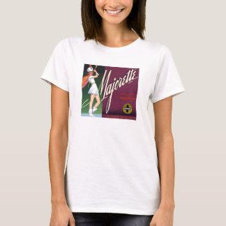 T-shirt Tee - shirt de marque de majorette
