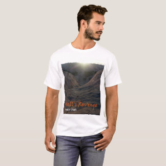 T-shirt Tee - shirt de Moab Utah de la vengeance de